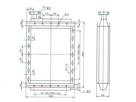 SRL型铜铝复合san热器