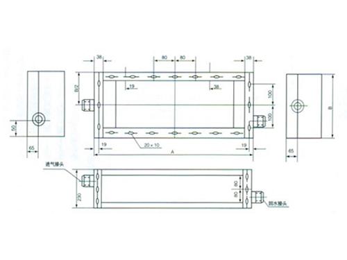 S型铜制san热器