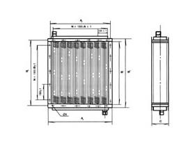 SRZ型san热器